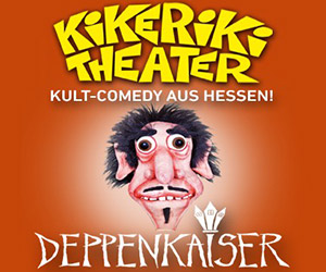Kikeriki Theater in der Stadthalle