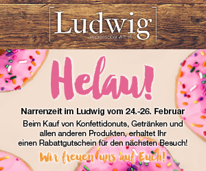 Fasching im Ludwig