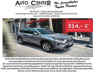 Toyota Auto R4V4