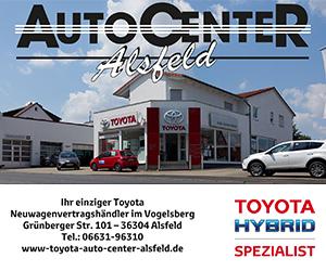 Autohaus Toyota Firmendarstellung