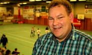 Organisiert die Alsfelder Hallenmasters: Kreisfußballwart Achim Quehl