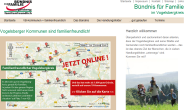 Das bieten unsere Kommunen: Die Angebote des Vogelsbergkreises sind nun auf einer Netzseite zusammengefasst. Screenshot: Landkreis