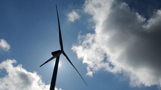 Windige Spitze: Im Vogelsberg stehen die meisten Windräder im Gebiet des RP Gießen. Foto: Archiv/aep