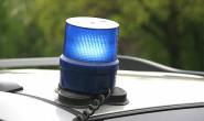 Falscher Polizist trifft auf richtige: Ein Mann hat sein Auto in Kassel in einen zivilen Streifenwagen verwandelt. Symbolbild: Polizei