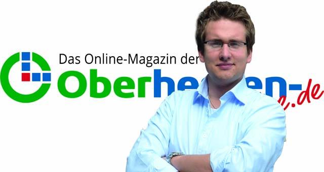 """""""Jede Region hat das Recht, verarscht zu werden"""", sagt OL-Redakteur. Er studiert in der ehemaligen DDR und findet es bereichernd, sich auch nach der Wende gegenseitig ein wenig auf die Schippe zu nehmen."""