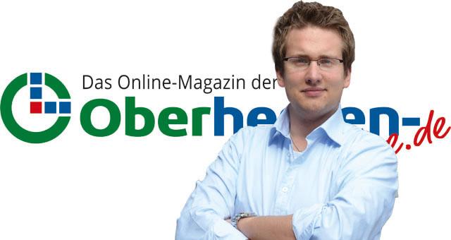 Juri Auel, Chefredakteur von Oberhessen-live