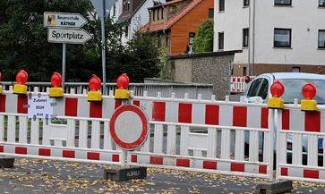 Keine Durchfahrt: Die Ortsdurchfahrt in Köddingen soll gesperrt werden. Symbolfoto: aep