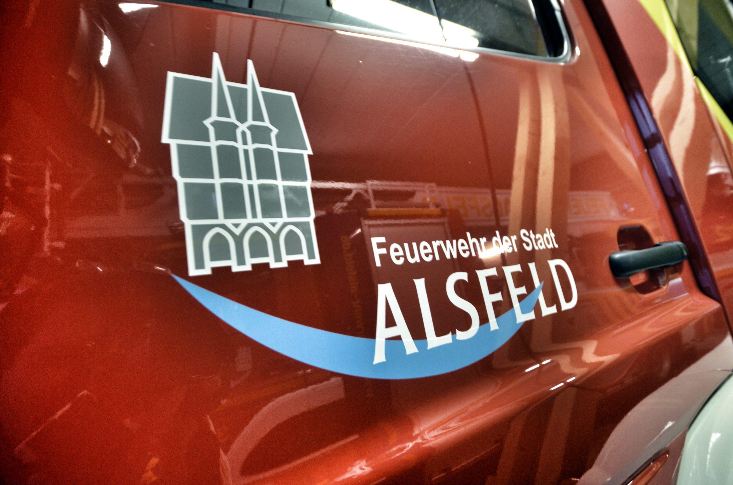 Symbolbild: Feuerwehr Alsfeld. Foto: jal