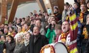 """""""Macht den Luchsbau voll"""": Mit dieser Aktion will der EC Lauterbach Vereine zum Meisterschaftsspiel locken. Foto: Verein."""