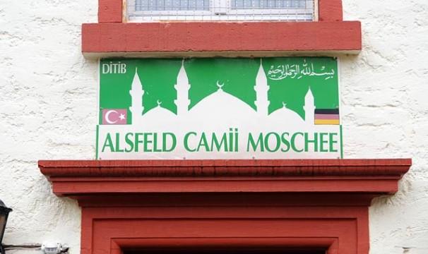 """""""Das ist eine Beleidigung der türkischen Bevölkerung"""" sagt Adem Maden, Vorsitzender der muslimischen Gemeinde in Alsfeld."""