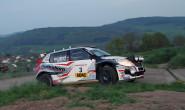 Rasant durch den Vogelsberg: Die Hessen Rallye kommt i April wieder. Foto: Veranstalter