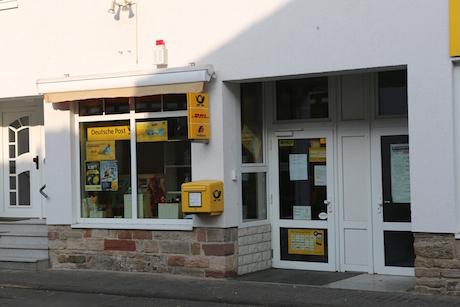 Überraschende Wendung: Der Überfall auf die Postbank in Homberg war nur vorgetäuscht. Foto: privat