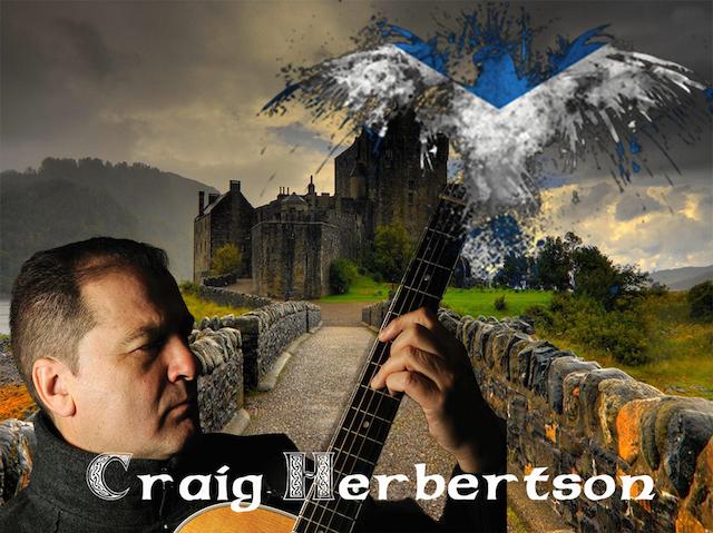 Spielt am Wochenende im Irish Pub: Craig Herbertson. Foto: privat