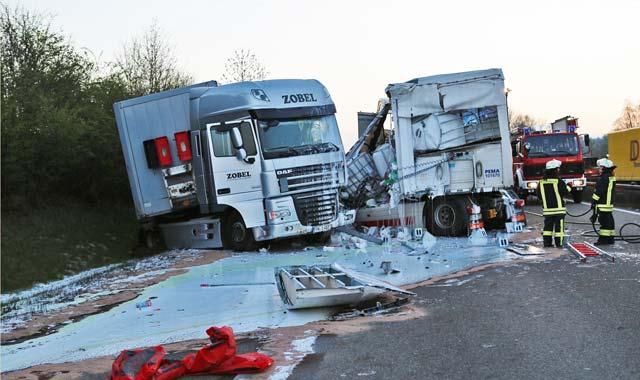 Unfall A5 Heute Vollsperrung