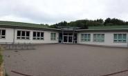 Wird kommendes Jahr vom Kreis gekauft: der Erweiterungsbau der Max Eyth-Schule. Archivfoto: aep