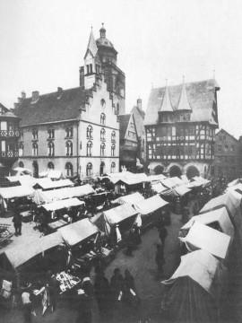 OL-Alsfeld-Alter-Pfingstmarkt-1890