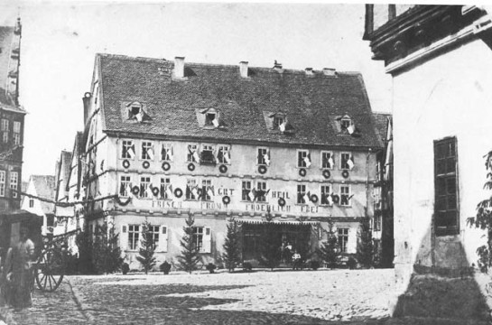 OL-Alsfeld-Marktplatz-Hill-vor-1871