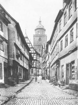 OL-Alsfeld-Obere-Fulder-Gasse-1900