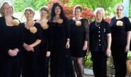 """Sucht nach neuen Mitgliedern: """"Gloria Dei"""", der Gospelchor der Alsfelder Musikschule. Foto: privat"""