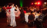 Beim Musical Gourmet Dinner erleben die Gäste die Musicaldarsteller hautnah. Foto: privat
