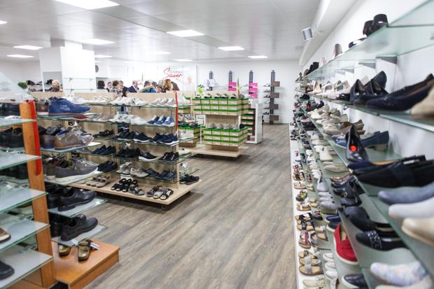 Der Laden erstrahlt nach dem Umbau einer tollen, hellen Atmosphäre