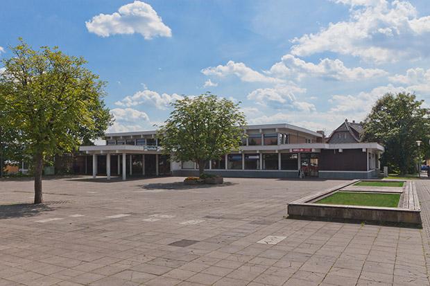 Ort des Geschehens: Die Alsfelder Stadthalle.