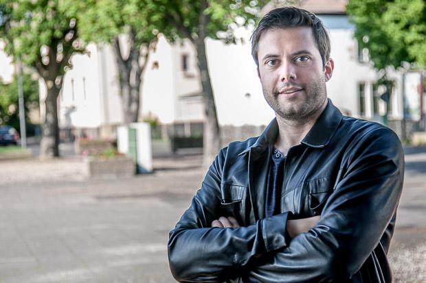 Ärgert sich über den Kreis und die Stadt: Unternehmer Torsten Schneider