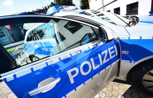 Hakenkreuz Auf Acker In Kirtorf Gestreut Oberhessen Live
