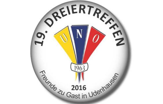 Seit 1953 wird das Dreiertreffen, wie könnte es anders sein, alle drei Jahre veranstaltet.