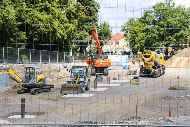 Bauarbeiten Alsfeld