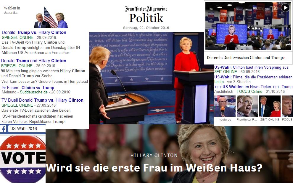 präsidentschaftswahl live