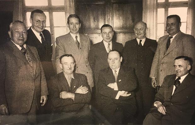 Alsfelder Metzger, u.a. Pius Kübel, Buchhammer und R. Knierim; wer kennt weitere?