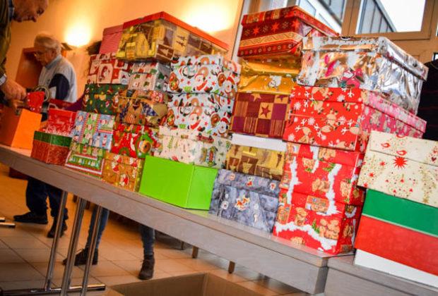 weihnachten im schuhkarton geschenke der hoffnung in alsfeld. Black Bedroom Furniture Sets. Home Design Ideas