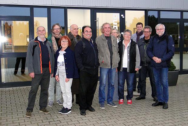 BLS zu Gast bei Lampenwelt und Altenwohnanlage - Oberhessen-Live
