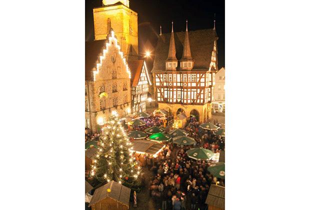 Alsfelder Weihnachtsmarkt