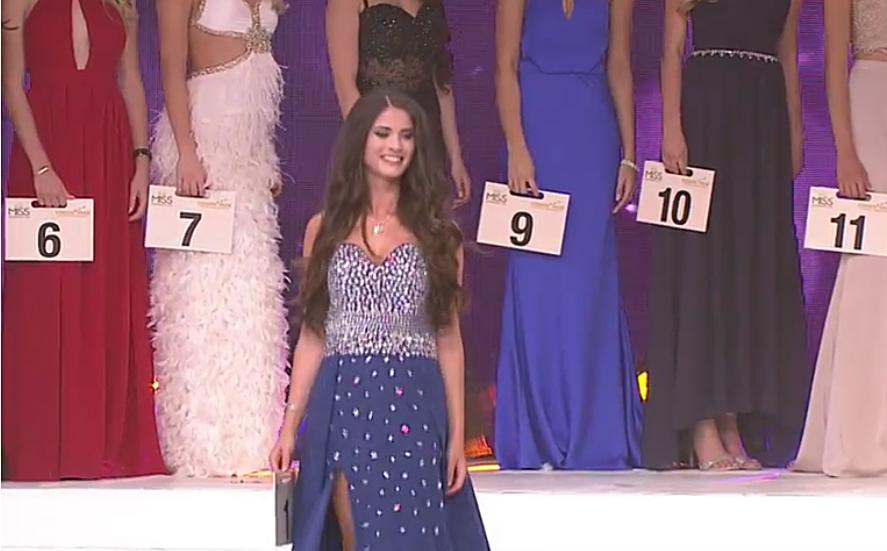 Miss Germany: Monja Möser scheitert im Finale - Oberhessen ...