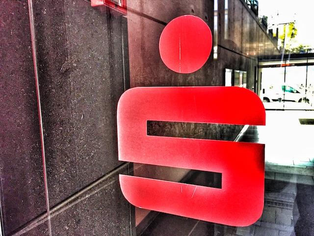 Blick in eine Filiale der Sparkasse Oberhessen. Fotos: ls