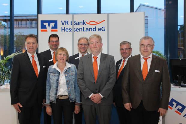 Vr Bank Hessenland Zeigt Solide Bilanz Oberhessen Live