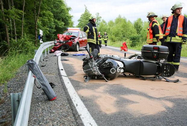 Schwerer Unfall Heute A66