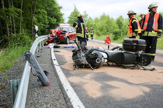 Unfall Schotten Heute