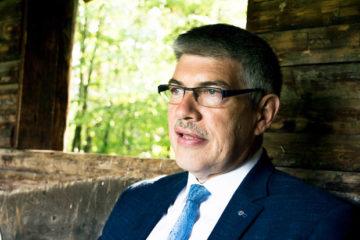 Landrat Manfred Görig. Foto: ls