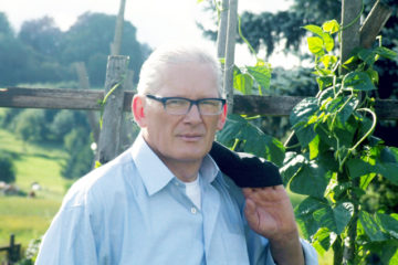 Möchte gern Landrat werden: der parteilose Friedel Kappes. Foto: Friedel Kappes