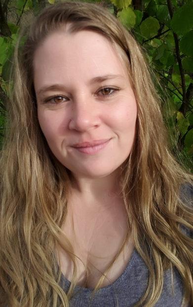 OL-Leserin Jessica Engel. Foto: Jessica Engel
