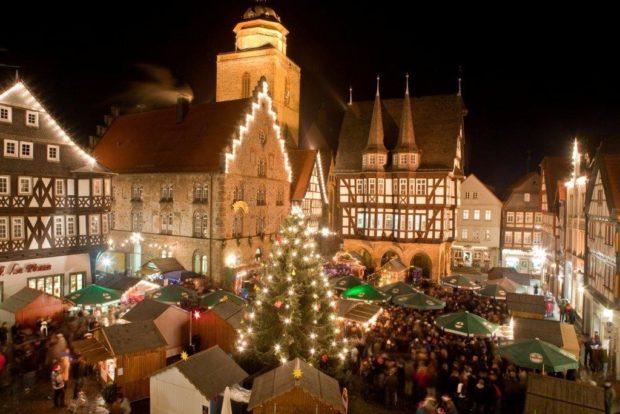 Alsfeld Weihnachtsmarkt.Alsfelder Weihnachtsmarkt Kann Kommen Oberhessen Live