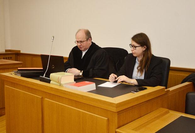 Staatsanwalt Matthias Rauch.
