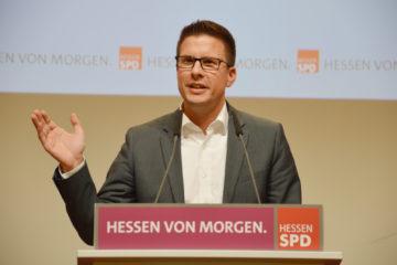 Swen Bastian. Foto: SPD