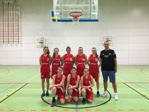 Tva basketballerinnen im hessenpokal ohne chance for Koch oberursel