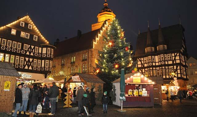 Alsfeld Weihnachtsmarkt.Alsfeld Sucht Das Herzstück Für Seinen Weihnachtsmarkt Oberhessen Live