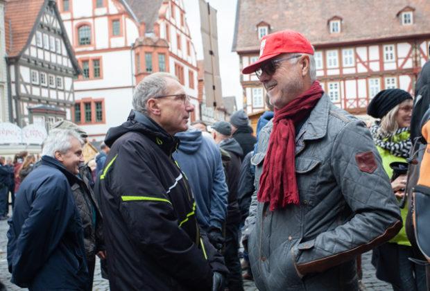 Unteilbar Demonstration Alsfeld (24 von 28)