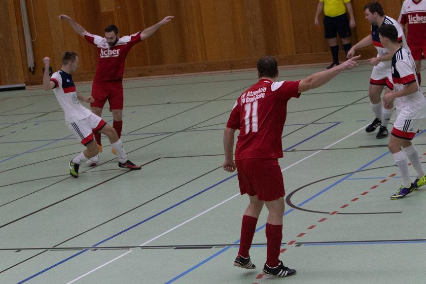 OL-Hallenmasters2018 2.Mannschaft Gruppe A (1 von 27)